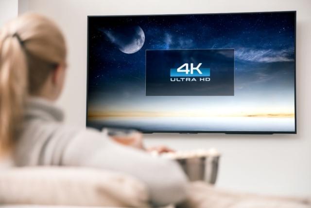 高画質4K・HDR/フルHDで視聴する方法